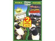 Shaun The Sheep - Off The Baa!/Little Sheep Of Horrors (Double Feature) DVD New