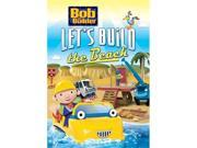 Bob the Builder - Let's Build the Beach DVD New