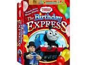 Thomas and Friends - The Birthday Express (With Wooden Whistle) DVD New