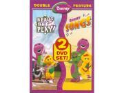 Barney (Ready Set Play!/Barney Songs) (Double Feature) DVD New