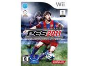 Pro Evolution Soccer 2011 Nintendo WII New