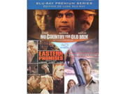 No Country For Old Men/Eastern Promises/A History Of Violence (Boxset) (Blu-ray) Blu-Ray New