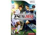 Pro Evolution Soccer 2013 Nintendo WII New