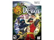 Legend of the Dragon Nintendo WII New