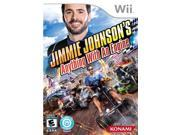 Jimmie Johnson's - Anything With An Engine Nintendo WII New