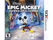 Disney Epic Mickey - Power of Illusion 3DS New