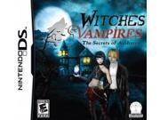 Witches and Vampires DS New