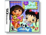Dora and Kai-Lan's - Pet Shelter DS New