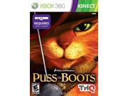 Puss in Boots (Kinect) Xbox360 New
