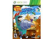 Phineas and Ferb - Quest for Cool Stuff Xbox360 New
