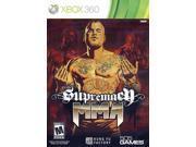 Supremacy MMA Xbox360 New
