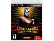 Lucha Libre AAA - Heroes Del Ring Playstation3 New