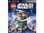 LEGO Star Wars III - The Clone Wars Playstation3 New
