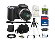 Olympus SP-620UZ Digital Camera, Everything You Need Kit, V103040BU000
