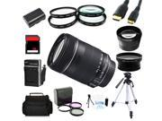 Advanced Shooter Kit for the Canon 5D MARKIII includes: EF-S 18-135mm IS+MORE...