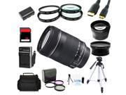 Advanced Shooters Kit for the Canon 60D includes: EF-S 18-135mm IS + MORE ...
