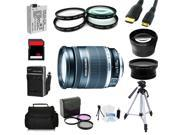Advanced Shooters Kit for the Canon T2i includes: EF-S 18-200mm IS + MORE ...