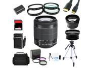 Advanced Shooters Kit for the Canon 60D includes: EF-S 18-55mm STM + MORE ...