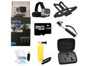 GoPro Hero 4 Black Edition Camcorder + All Inclusive GoPro Accessory Package
