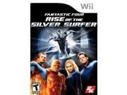 Nintendo Wii Fantastic Four: Rise of the Silver Surfer