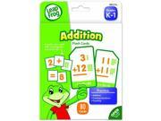 The Board Dudes LeapFrog LeapFrog Flash Cards, Addition, 4 3/4 x 6, 80 Cards