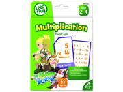 The Board Dudes LeapFrog LeapFrog Flash Cards, Multiplication, 4 3/4 x 6, 55 Cards