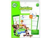 The Board Dudes LeapFrog SmartDudes LeapFrog Activity Book, Cursive, Dry Erase, 16 Pages