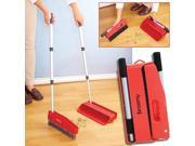 Broomy Dustpan Collapsible Red