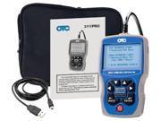 Trilingual Scan Tool OBD II, CAN, ABS & Airbag