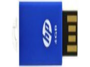 HP USB 4 GB Flash Drive (P-FD4GBHP195-EF)