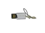 Super Talent Pico-E Chrome 4GB USB2.0 Flash Drive