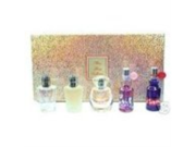 Curve Purse Spray Collection Gift Set 5 Pieces [ Curve Connect,Ur,Realities,Usher And Curve Crush All R .5 oz. Parfum Spray] Women
