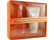 Glow By Jennifer Lopez For Women. Set-edt Spray 3.4 OZ & Body Lotion 6.7 OZ