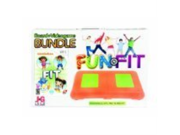 Nickelodeon Fit Board and Video Game Bundle