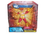 DC Universe Worlds Greatest Super Heroes Firestorm with Stand