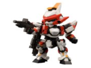 Kotobukiya Full Metal Panic: ARX-8 Laevatein D-Style Model Kit