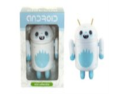 Android Big Box Edition Mini Collectible Figure, Yeti