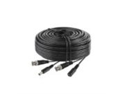 Zmodo W-VP1008 AWG24 Video + Power CCTV Cable (8 Meters, 25 Feet)