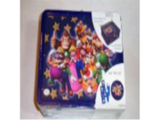 WII DONKEY KONG & FRIENDS COLLECTIBLE TIN AND STARTER KIT