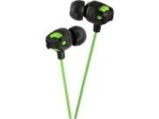 New - In-ear Headphones w/mic Green by JVC America - HAFR201G
