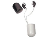 Sentry in Ear Capsule Stereo Earbuds (Assorted Colors)