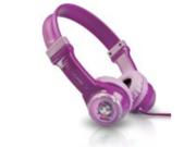JLab Jbuddies Kids Volume Limiting Headphones For Kindle Fire - Purple