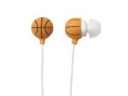 Hog Wild Earbuds Basketball