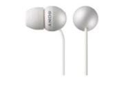 Sony MDR-EX33LP/WHI EX Style Headphones (White)
