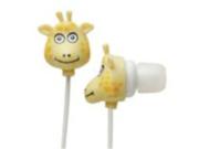 Zoo Ear Buds - Giraffe