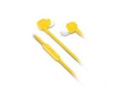 iLuv IEP324YEL Jet Turbo Pro High-Performance Earphone - Yellow