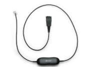 GN1216 Coiled Cord Headset Adap for Avaya 1600/9600 Desk Phones