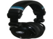 iHip NFH26PHE NFL DJ Style Headphone with In-Line Microphone - Philadelphia Eagles Black