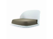 OXO Tot Seedling Youth Booster Seat, Taupe
