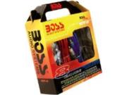 Boss KIT-2 Complete 8 Gauge Amplifier Installation Kit